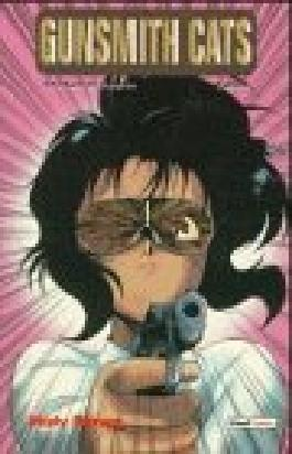 Gunsmith Cats, Band 6: Misty Brown