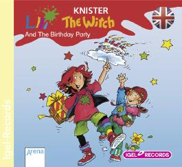 Lilli The Witch And The Birthday Party, Audio-CD