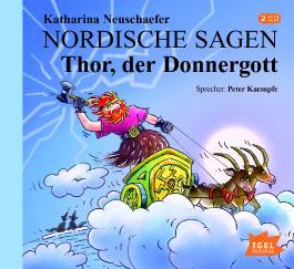 Nordische Sagen. Thor der Donnergott