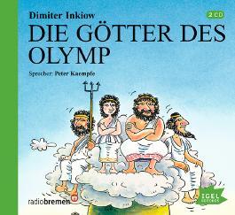 Die Götter des Olymp