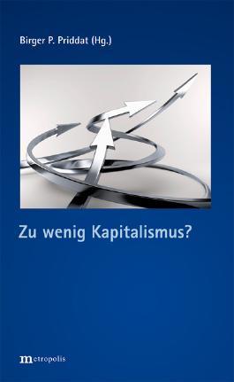 Zu wenig Kapitalismus?