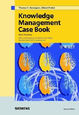 Knowledge Management Case Book