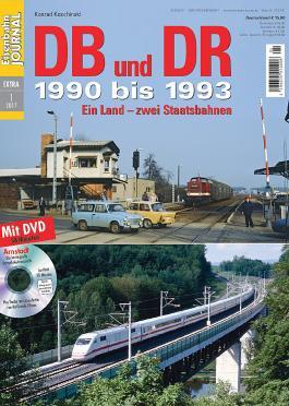 DB und DR – 1990 bis 1993