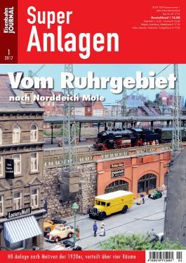 Vom Ruhrgebiet nach Norddeich Mole