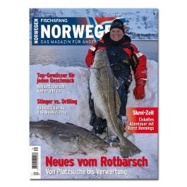 FISCH & FANG Sonderheft Nr. 40: Norwegen Magazin Nr. 10
