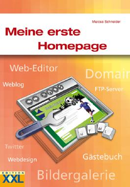 Meine erste Homepage