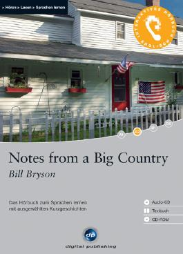 Notes from a Big Country - Interaktives Hörbuch Englisch