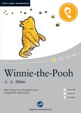 Winnie-the-Pooh, 1 Audio-CD, 1 CD-ROM u. Textbuch