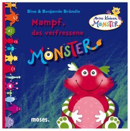 Kruspi, das verfressene Monster