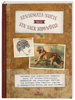 Aenigmata Nucis - Vulgo - Ein Sack Kopfnüsse