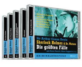 Sherlock Holmes & Dr. Watson. Die größten Fälle