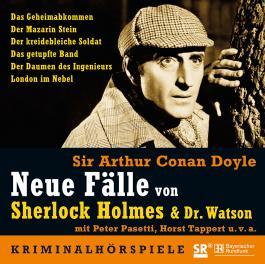 Neue Fälle von Sherlock Holmes & Dr. Watson