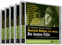 Sherlock Holmes & Dr. Watson. Die besten Fälle