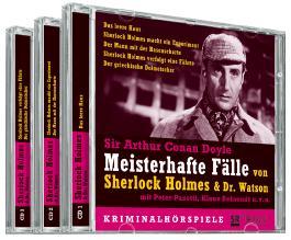 Meisterhafte Fälle von Sherlock Holmes und Dr. Watson