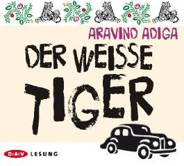 Der weiße Tiger (5 CDs)