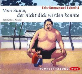 Vom Sumo, der nicht dick werden konnte (2 CDs)