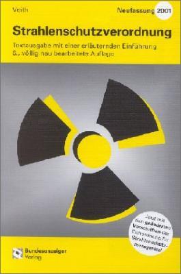 Strahlenschutzverordnung.