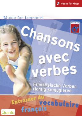 Music for Learners: Chansons avec verbes