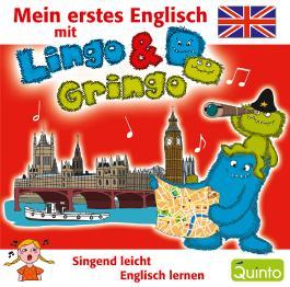 Mein erstes Englisch mit Lingo & Gringo
