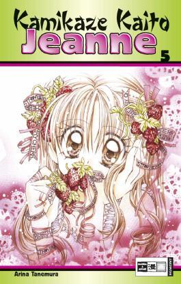 Kamikaze Kaito Jeanne. Bd.5
