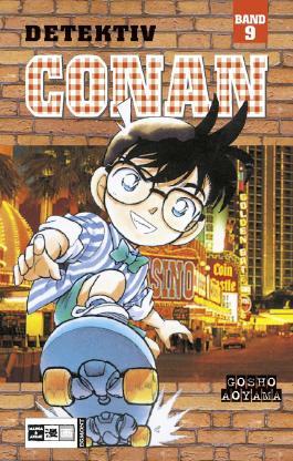 Detektiv Conan. Bd.9