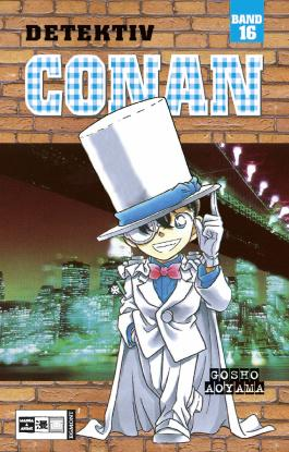 Detektiv Conan - Band 16