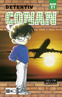 Detektiv Conan - Band 21