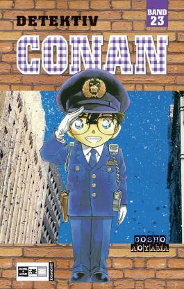 Detektiv Conan - Band 23