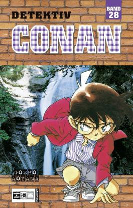 Detektiv Conan - Band 28