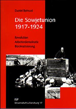 Die Sowjetunion 1917-1924
