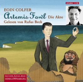 Artemis Fowl: Die Akte