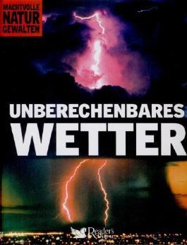 Unberechenbares Wetter