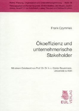 Ökoeffizienz und unternehmerische Stakeholder