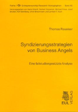 Syndizierungsstrategien von Business Angels