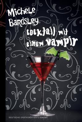Cocktail mit einem Vampir