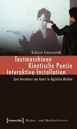 Textmaschinen - Kinetische Poesie - Interaktive Installation