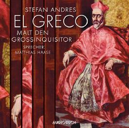 El Greco malt den Großinquisitor