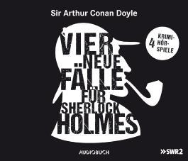 Vier neue Fälle für Sherlock Holmes (Abbey Grange, Der zweite Fleck, Wisteria Lodge, Der Teufelsfuß)
