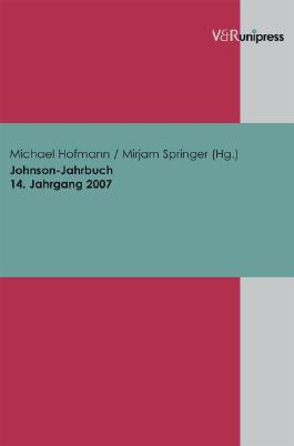 Johnson-jahrbuch Bd. 14 / 2007