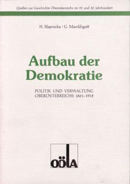 Aufbau der Demokratie