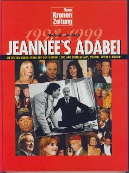 Jeannée´s Adabei - 1993 - 1999 - Die Kronenzeitung