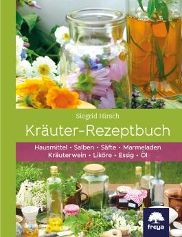 Kräuter-Rezeptbuch