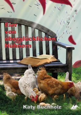 Eier von überglücklichen Hühnern