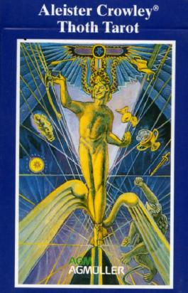 Original Aleister Crowley Thoth Tarot (Pocketversion)