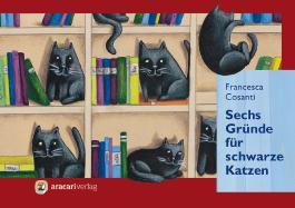 Sechs Gründe für schwarze Katzen