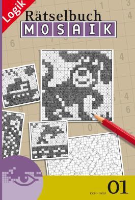 Mosaik-Rätselbuch 01