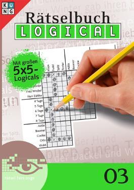 Logical Rätselbuch 03