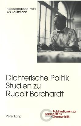 Dichterische Politik