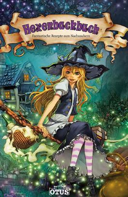 Hexenbackbuch für Kids