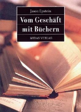 Vom Geschäft mit Büchern